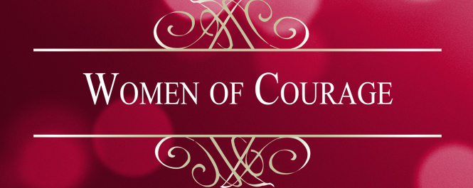 triumph of living in fear and hiding Women of Courage interview