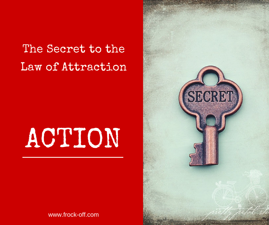 a description of the secret as the law of attraction